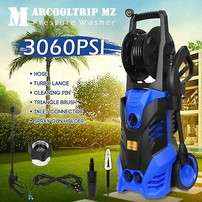 £122.99 • Buy Electric Pressure Washer 3060 PSI/211 BAR Water High Power Jet Wash Patio Car