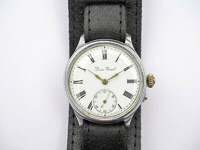 Louis Grisel Swiss Watch From 1920's - Very Good Condition • 210£