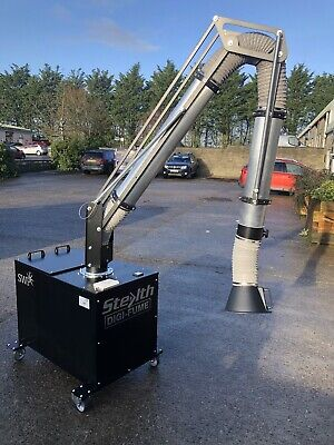 £2100 • Buy Stealth Mobile Fume Extractor. 240 Volt. Brand New Special Price
