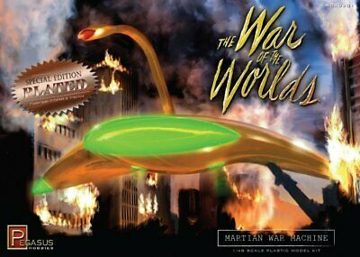 War Of The Worlds Martian War Machine 1/48 Model Kit PLATED EDITION 18WPH05 • 29.25£