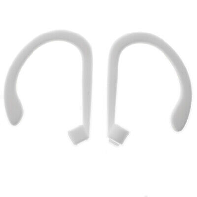 $ CDN2.83 • Buy Silicone Sport Anti Lost Ear Ring Hook Holders Strap For Apple AirPods White