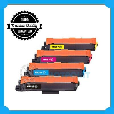 AU131.83 • Buy 4x CT TN253 TN257 Toner For Brother DCP-L3510CDW/MFC-L3750CDW/L3770CDW/L3745CDW