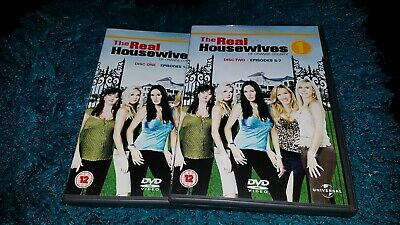 £5 • Buy The Real Housewives Of Orange County.season 1.dvd.