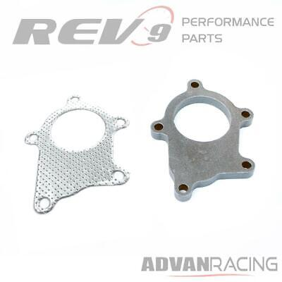 $ CDN25.44 • Buy Rev9 AC-046 5-Bolt Flange And Gasket For Standard T3T4 Turbo Exhaust Downpipe