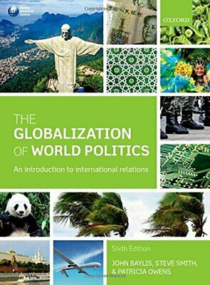 £3.10 • Buy The Globalization Of World Politics: An Introduction To Intern ,.9780199656172
