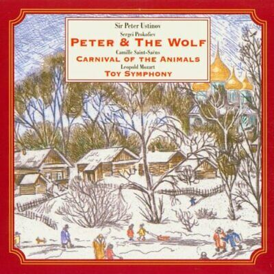 £2.57 • Buy Prokofiev/peter And The Wolf CD (1997) Highly Rated EBay Seller Great Prices