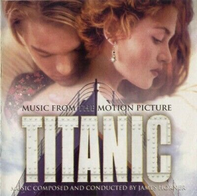 £1.92 • Buy James Horner - Titanic (Music From The Motion Picture) (CD Album)