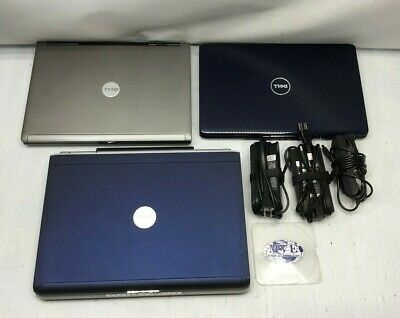 $ CDN328.64 • Buy Mix Lot 3 Dell Inspiron 1545 1720 Latitude D820 Intel Ram Hdd Laptops W/adapters