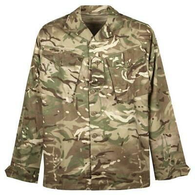 £11 • Buy BRAND NEW Issue British Army MTP Multicam Barrack Dress Shirt Various Sizes