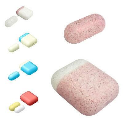 $ CDN5.88 • Buy For Apple Airpods Accessories Silicone Cover Case Holder Anti Lost Charging CasE