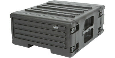 AU321.80 • Buy SKB Roto-Molded 4U Rolling Rack Case