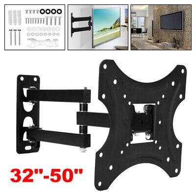AU20.95 • Buy TV WALL MOUNT BRACKET LCD LED Plasma Flat Slim Pivot/Swivel Arms & Tilt AU