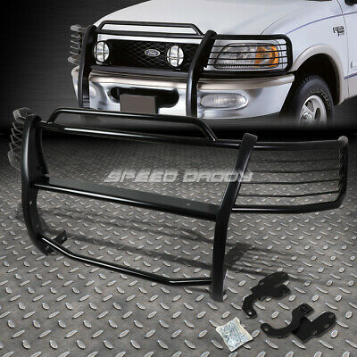 $266.98 • Buy For 99-03 Expedition/f150 2wd Black Coated Mild Steel Front Bumper Grill Guard