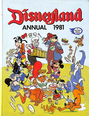DISNEYLAND ANNUAL 1981 By Ipc Magazines Publisher [Editor] • 7.74£
