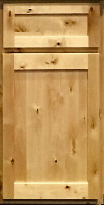 $6.99 • Buy Rustic Woodland Shaker Kitchen Cabinets-Sample-RTA-All Wood, In Stock