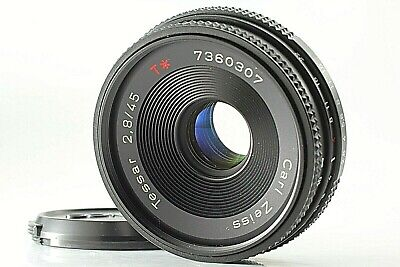 $199.90 • Buy 【Near MINT】CONTAX Carl Zeiss Tessar T* 45mm F/2.8 MMJ For RTS II III #200-3