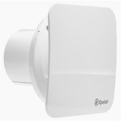 £32.99 • Buy Xpelair C4TS Simply Silent Quiet 4  Extractor Fan With Timer - Square NEW
