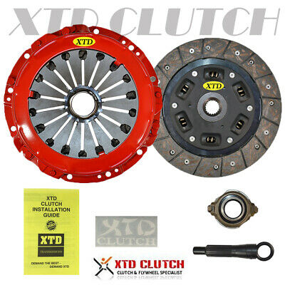 $61.37 • Buy Stage 2 Clutch Kit Fits 96-08 Hyundai Elantra Tiburon 1.8l 2.0l Dohc