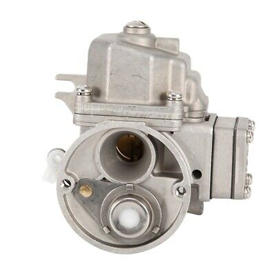 AU67.72 • Buy Aluminum Silver Carburetor Carb Fits For Yamaha 2-stroke 6HP 8HP Outboard Motors