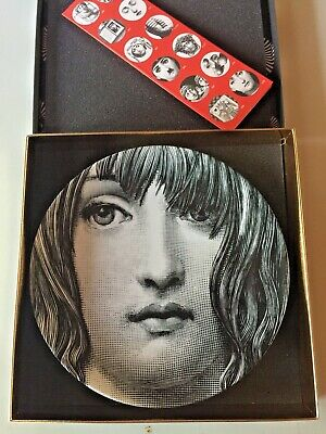 $170 • Buy Fornasetti T&V Plate 100