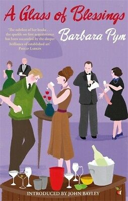 £4.57 • Buy Virago Modern Classics: A Glass Of Blessings By Barbara Pym (Paperback)