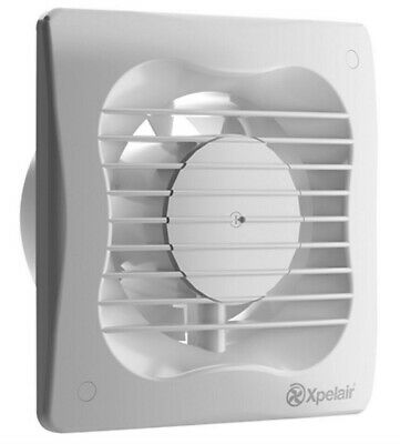 £13.49 • Buy Xpelair Extractor Fan With Timer VX100T 4  100mm Bathroom Ventilation - White