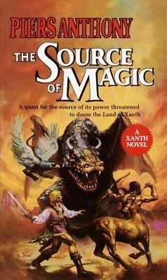 NEW - Source Of Magic (Xanth) By Anthony, Piers • 7.80$