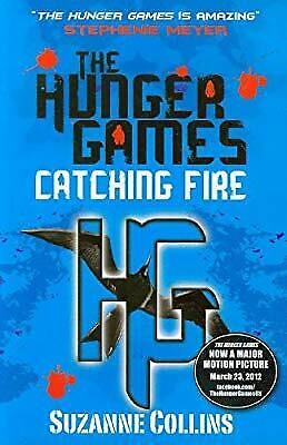 £2.96 • Buy Catching Fire (Hunger Games, Book 2), Collins, Suzanne, Used; Good Book