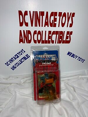 $139.99 • Buy MOTU,Vintage,TWO BAD,Masters Of The Universe,MOC,carded,Sealed,figure, He-Man