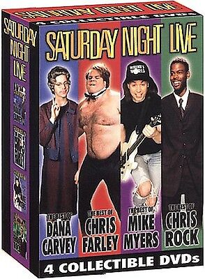 $8.76 • Buy Saturday Night Live 4-Pack (The Best Of DVD