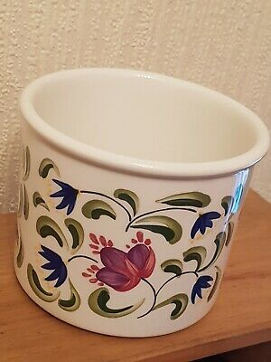 Portmeirion Welsh Dresser Plant Pot • 12.99£