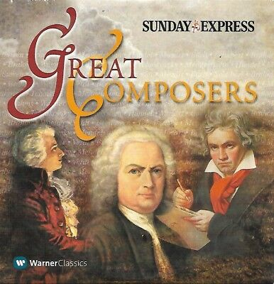 Great Composers - Promotional CD • 2.91£