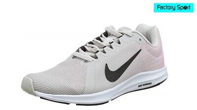 sports shoes 9d9f9 20d04 Nike WMNS Downshifter 8 Gris Rosa Zapatillas Deportivas Running Para Mujer  • 60.85€