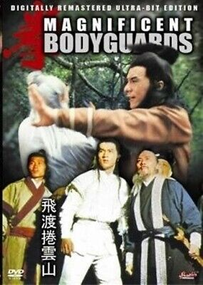 $ CDN30.04 • Buy Magnificent Bodyguards DVD Kung Fu Action Jackie Chan, Sing Lung James Tien Chun