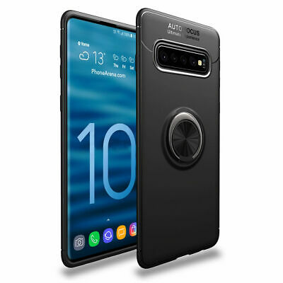 AU8.89 • Buy For Samsung S10e S10 S9 S8 Plus Note9 Kickstand Ring Holder Phone Case AU Stock