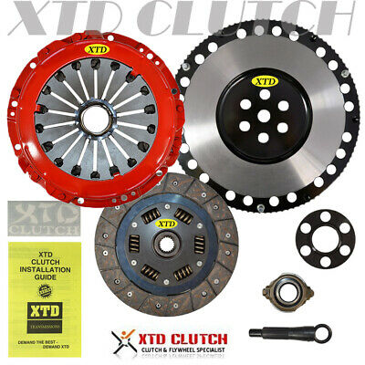 $148.13 • Buy STAGE 1 HD CLUTCH KIT + RACING FLYWHEEL Fits 00-08 HYUNDAI TIBURON ELANTRA 2.0L