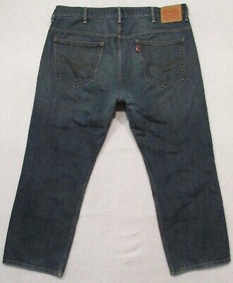 8a8c87adf55 Mens Levis 569 Loose Straight Jeans 38 X 30 • 14.99$