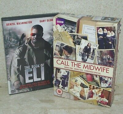 £19.90 • Buy Call The Midwife Series 1 & 2 + Xmas ~ 2013, 6-DVD Box Set + The Book Of Eli