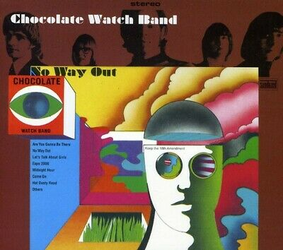 Chocolate Watch Band, The : No Way Out CD***NEW*** FREE Shipping, Save £s • 15.69£