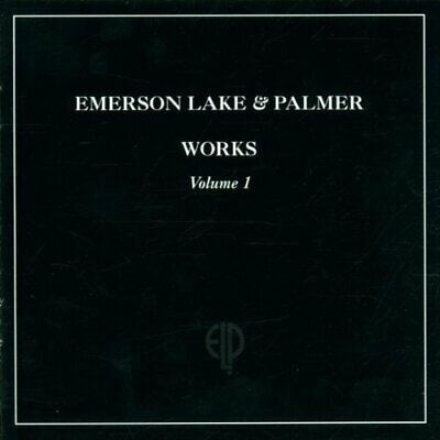 Emerson Lake & Palmer : Works Vol.1 CD Highly Rated EBay Seller Great Prices • 4.07£