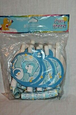 New Boys Care Bears  Birthday Blowouts  Party Supplies   • 3.74£