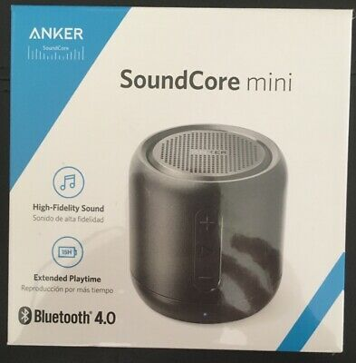 AU31.57 • Buy NEW ANKER SoundCore Mini Bluetooth 4.0 Speaker