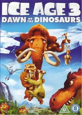 [DVD] Ice Age 3: Dawn Of The Dinosaurs • 1.69£