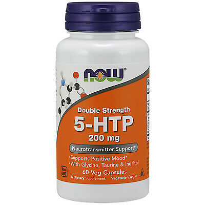 $ CDN29.52 • Buy Now Foods 5-HTP 200 Mg 60 Veg Capsules