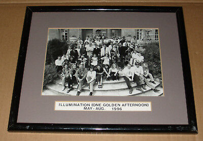 FairyTale A True Story 1996 Cast/Crew Framed Production Still Cottingley Fairies • 19.99£