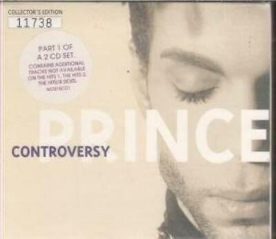 Prince : Controversy (Part 1) CD Value Guaranteed From EBay's Biggest Seller! • 12.99£