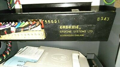 Erskin Unit For The Bridgeport Milling Machine Power Feed • 264£