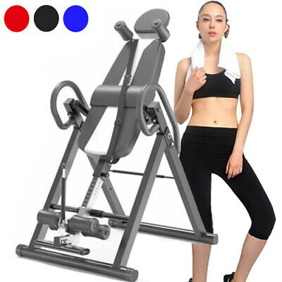 £125.32 • Buy Home Body/Back Exercise Fitness Align Bench Folding Gravity Inversion Table