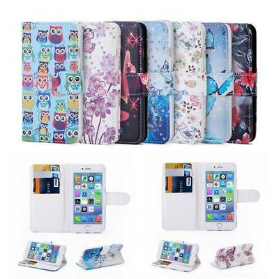 $ CDN5.19 • Buy For Samsung Galaxy S8 S8+ S7 Edge J3 A3 Flip Wallet Leather Case Cover Magnetic
