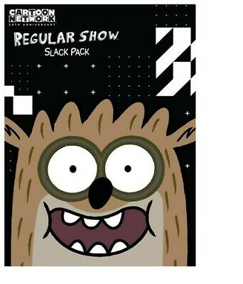 Regular Show: Slack Pack (REGION 1 DVD New) 883929266630 • 10.24£